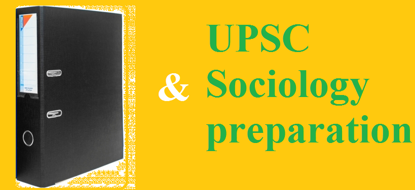 upsc sociology | upsc sociology note making