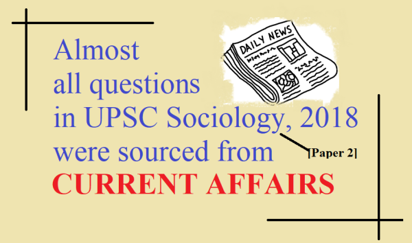 upsc sociology 2018 question | upsc sociology previous year question paper | upsc sociology preparation strategy | upsc sociology toppers | upsc sociology paper 2 | upsc sociology topper