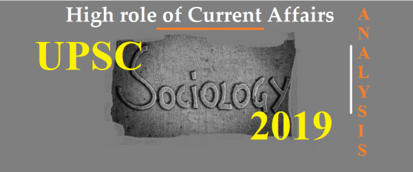 upsc sociology 2019 | upsc sociology 2019 analysis | upsc sociology 2019 analysis | upsc toppers | upsc sociology preparation